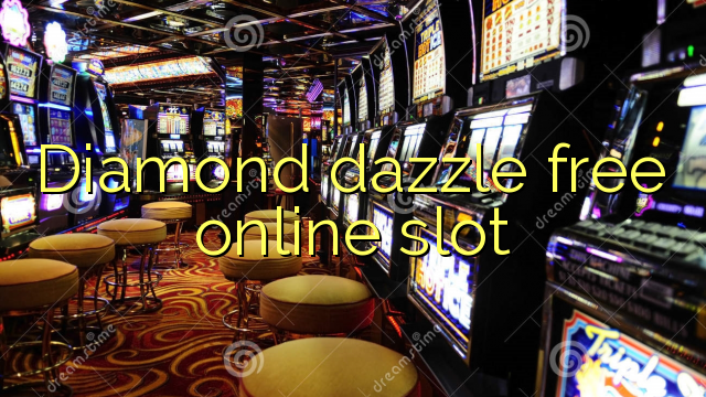 Diamond oslniť online slot