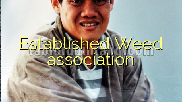 Etablert Weedforening