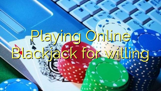 Playing Online Blackjack domin shirye