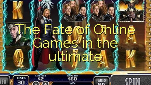 Судбина онлине игара на крају