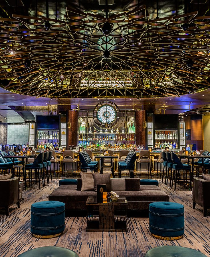 Alibi Ultra Lounge Aria Resort Casino Las Vegas NV