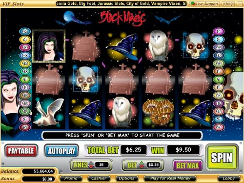 Solokha Witchcraft Slots - Play Penny Slot Machines Online