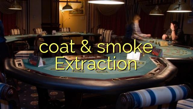Mētelis un dūmu ekstrakcija