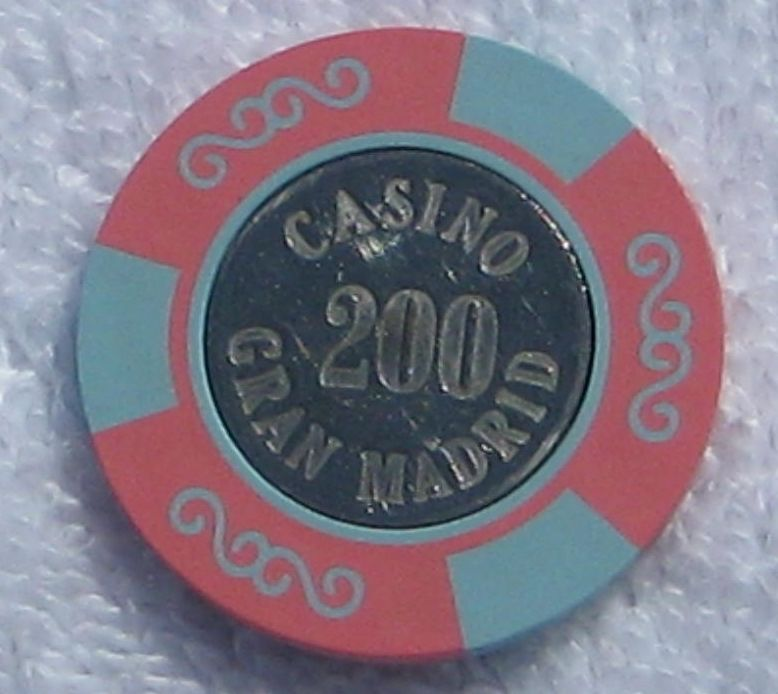 Casino madrid poker online
