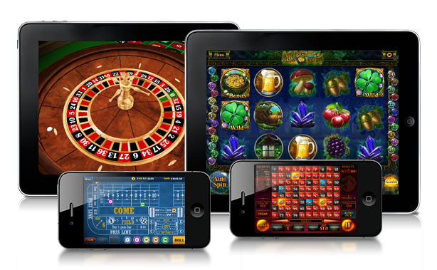 Mobile sites online casino