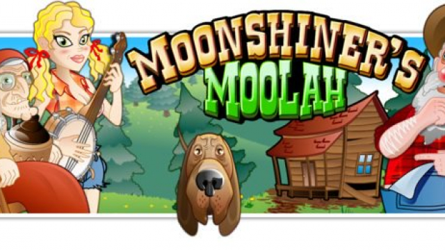 Moolah slot livre do Moonshiner