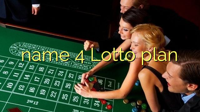 Isim 4 Lotto planı