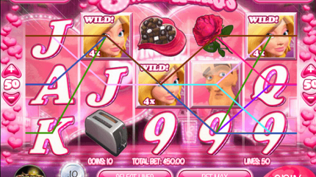 Swinging Sweethearts gratis slot