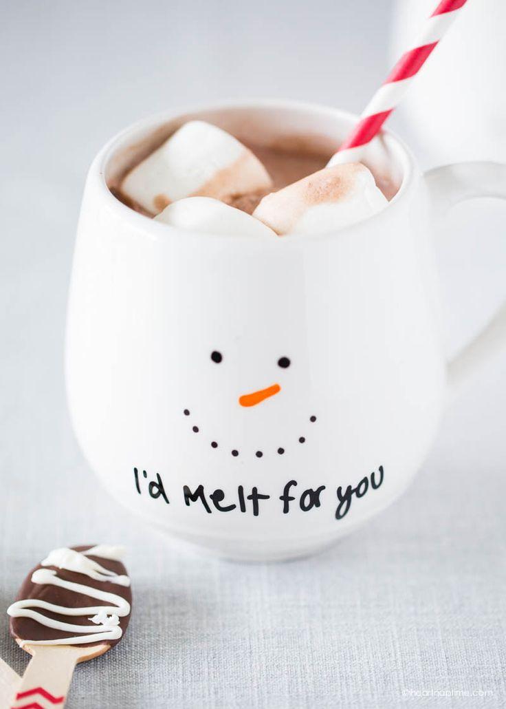 25+ Unique Mug Ideas Ideas On Pinterest | Sharpie Mugs, Diy Christmas Mugs  And Coffee Mug Sharpie