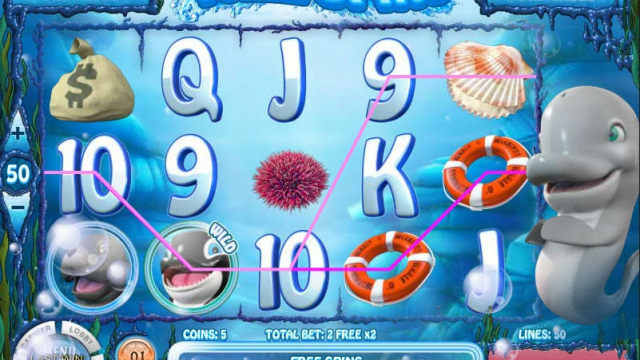 Whale O' Winnings free slot