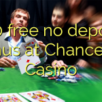 100 free no deposit bonus at ChanceHill Casino