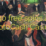 130 free spins at SlotoCash Casino