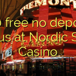 150 free no deposit bonus at Nordic Slots Casino