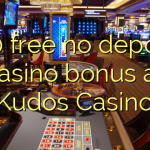 150 free no deposit casino bonus at Kudos Casino