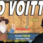 320€ ISO VOITTO!   VEIKKAUS NETTIKASINO (Online Casino) + Giveaway