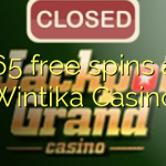 165 free spins at Wintika Casino