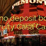 165 no deposit bonus at Fruity Casa Casino