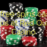 170 free spins casino bonus at Red Queen Casino