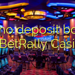 170 no deposit bonus at BetRally Casino