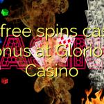 175 free spins casino bonus at Glorious Casino