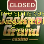 30 free spins casino at Vegas Mobile Casino