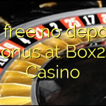 65 free no deposit bonus at Box24 Casino