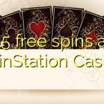 65 free spins at SpinStation Casino