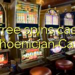 65 free spins casino at Phoenician Casino