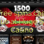 65 free spins casino bonus at Huge Slots Casino