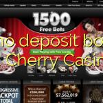65 no deposit bonus at Cherry Casino
