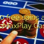 70 free spins at EuroMaxPlay Casino