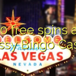 70 free spins at Glossy Bingo Casino