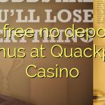 75 free no deposit bonus at Quackpot Casino