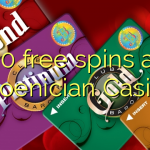 90 free spins at Phoenician Casino