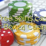 95 free spins casino at Box24 Casino