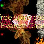95 free spins casino at Everest Casino