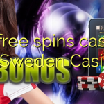 95 free spins casino at Sweden Casino