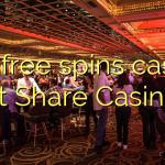 130 free spins casino at Share Casino