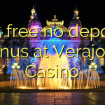145 free no deposit bonus at Verajohn Casino