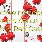 150 free no deposit casino bonus at Lucky Red Casino