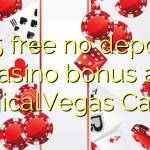 165 free no deposit casino bonus at MagicalVegas Casino