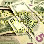 75 free spins casino bonus at Huge Slots Casino