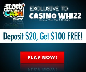$ 7777 Online Casino Bonus. SlotoCash Casino.