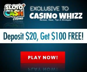 Tiền thưởng $ 7777 Online Casino. SlotoCash Casino.