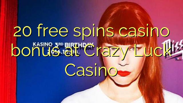 crazy luck online casino