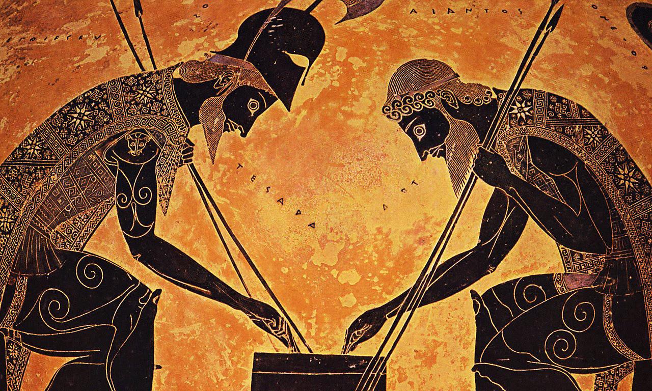 Spil i det antikke Grækenland