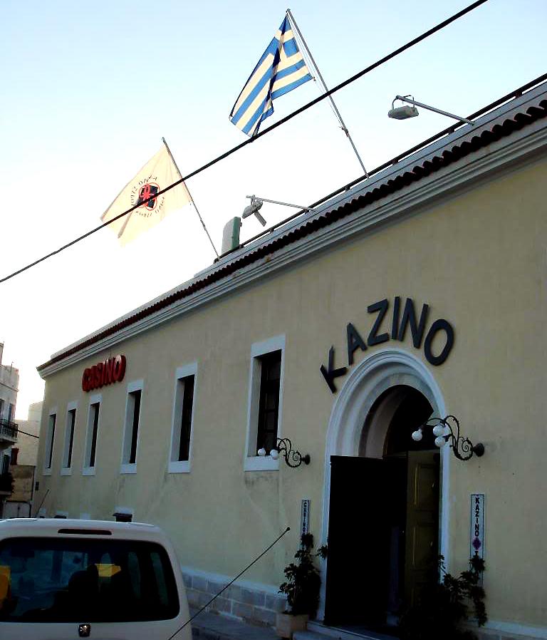 คาสิโน Syros