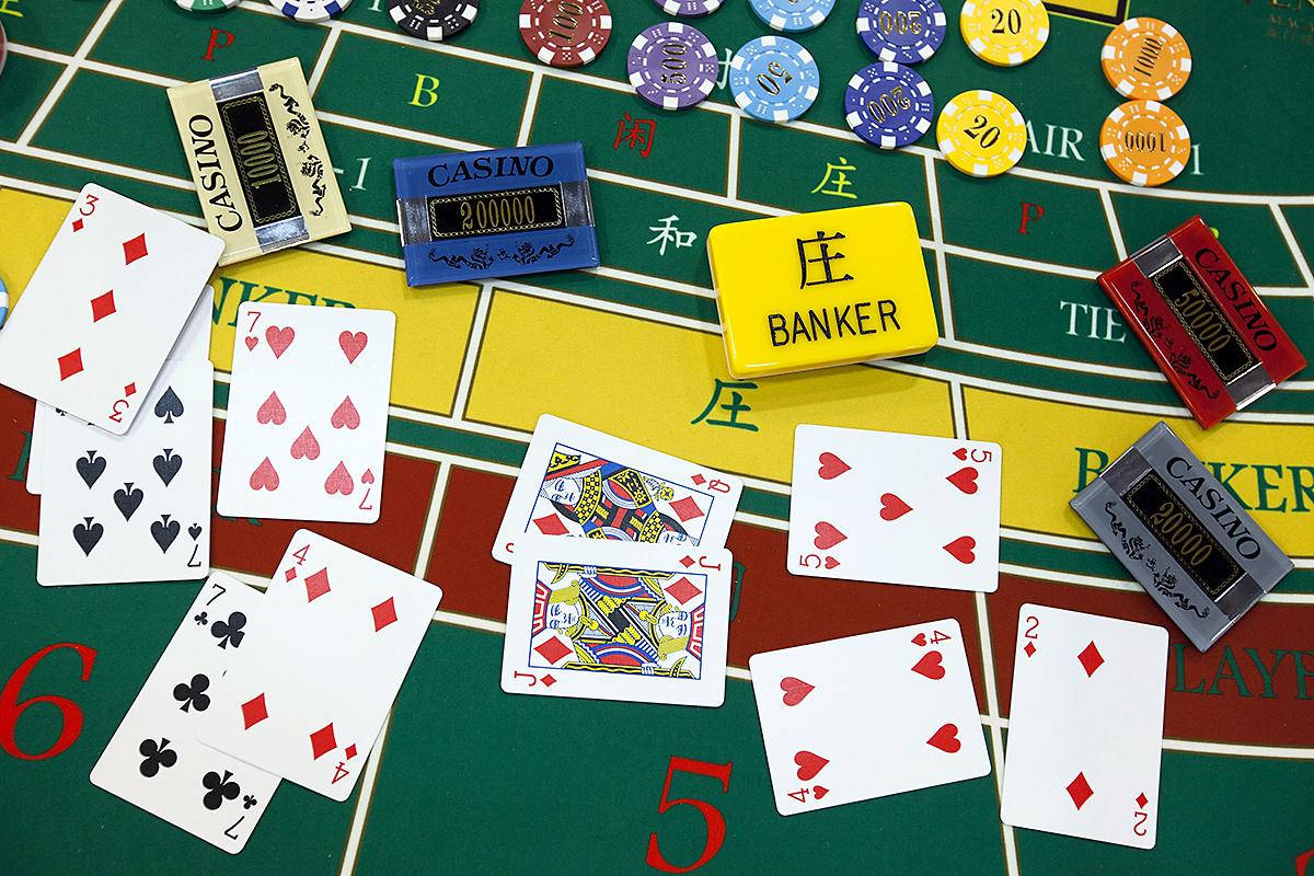 Cina gambling
