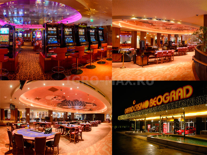 Grand Casino Belqrad