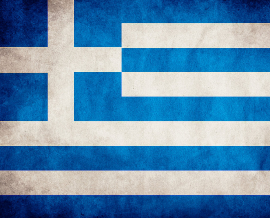Hellas flagg